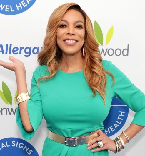 Wendy Williams 2017 Allergy Convention
