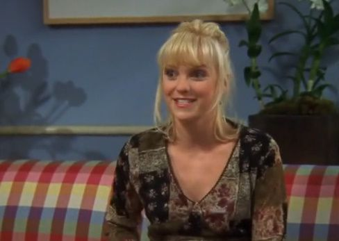 Anna Faris 2004 Friends