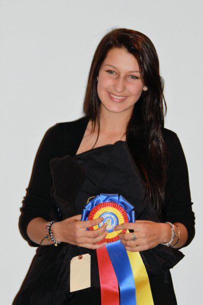 Bella Hadid 2011