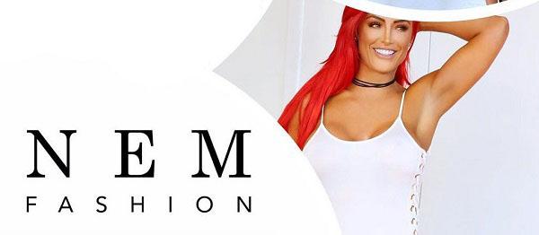 Eva Marie   NEM Fashion Label