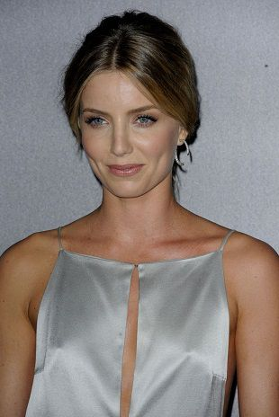 Annabelle Wallis 2014 Movie Premiere Launch