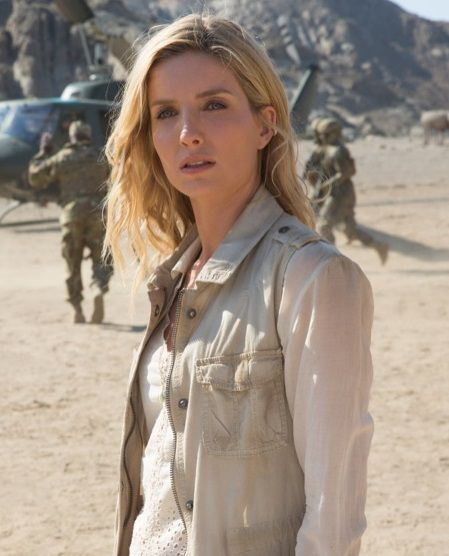 Annabelle Wallis 2017 The Mummy Movie