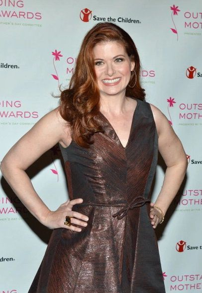 Debra Messing 2013 Mothers Day Awards