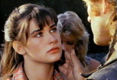 Demi Moore 1982 Parasite