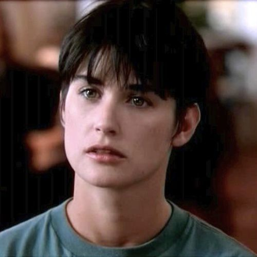 Demi Moore 1990 Ghost