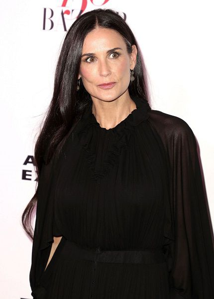 Demi Moore 2017 Cocktail Party