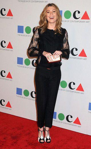 Ellen Pompeo 2013 MOCA Gala