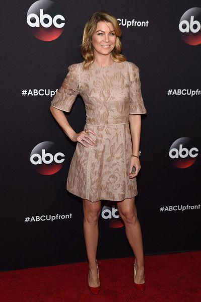 Ellen Pompeo 2015 ABC Upfront Event