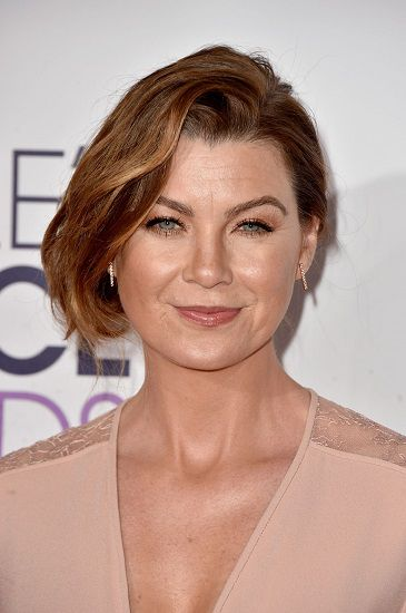 Ellen Pompeo 2015 People's Choice Awards
