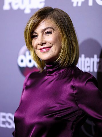 Ellen Pompeo 2017 ABC Event