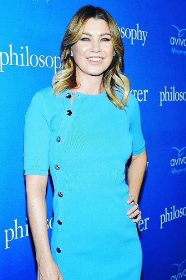 Ellen Pompeo 2017 Philosophy Event