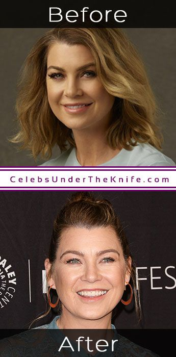 Ellen Pompeo Physical Transformation Photos