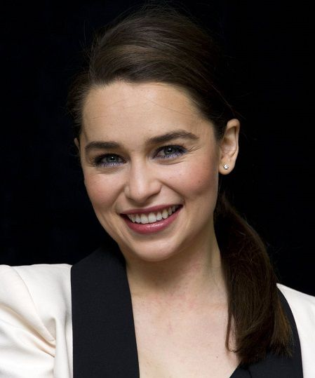 Emilia Clarke 2014 Game of Thrones Press Conference
