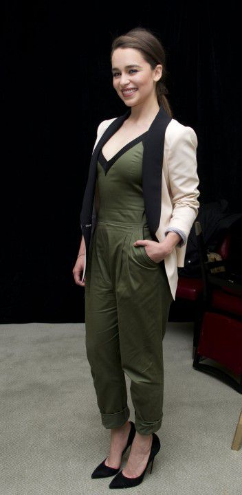 Emilia Clarke 2014 New York