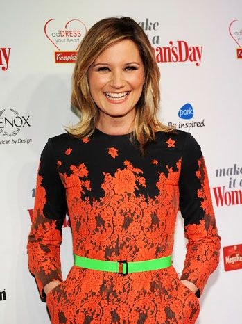 Jennifer Nettles 2012 Womans Day