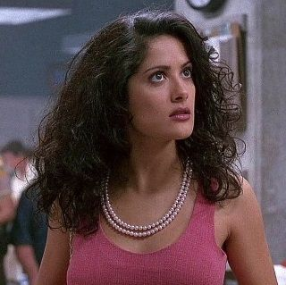 Salma Hayek 1995 Fair Game