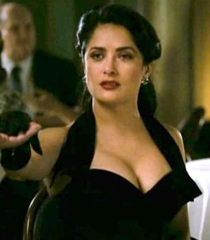 Salma Hayek 2006 Lonely Hearts