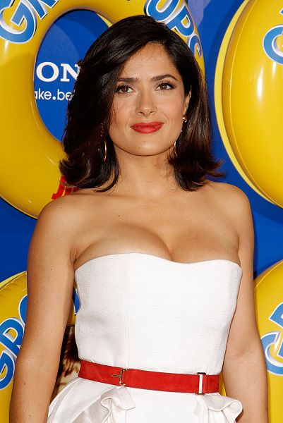 Salma Hayek 2010 Grown Ups