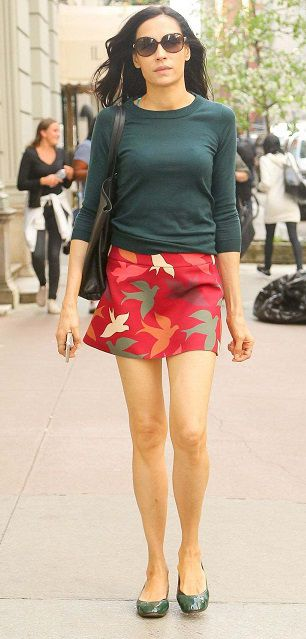 Famke Janssen 2017 New York