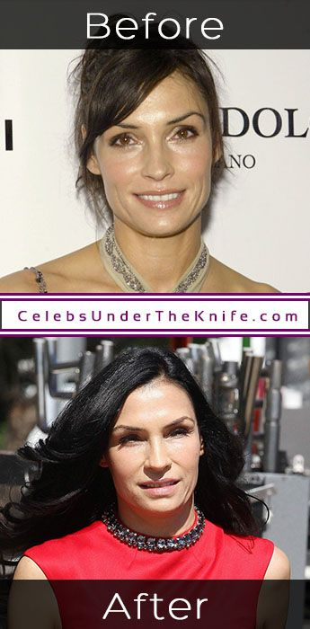 Famke Janssen Physical Transformation