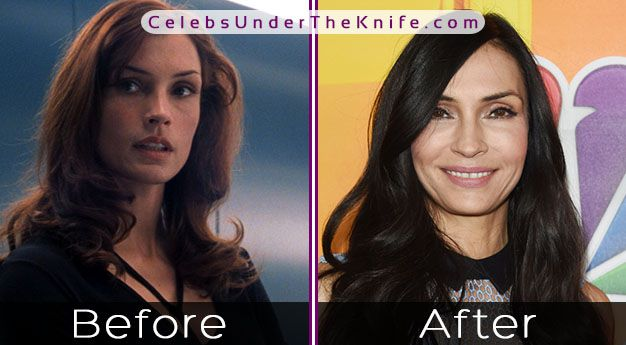 Famke Janssen Plastic Surgery Rumors