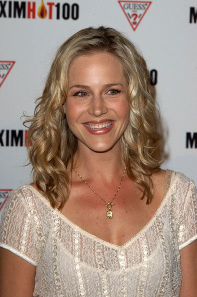 Julie Benz 2002 Maxim Party