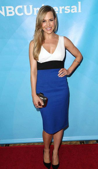 Julie Benz 2014 NBC Universal Summer Press Day