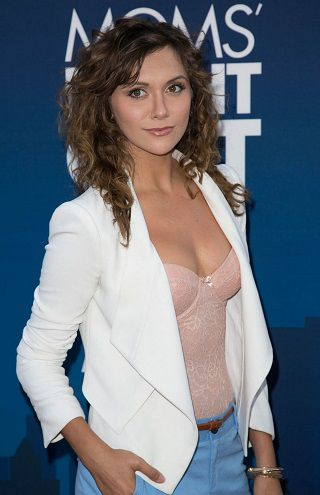 Alyson Stoner 2014 Moms Night Out Event