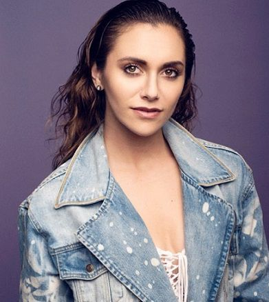 Alyson Stoner 2017 Instagram Account