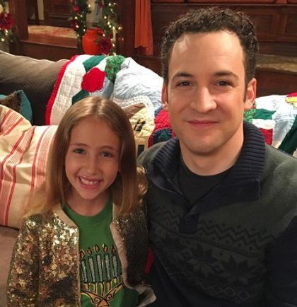 Ben Savage 2016 Christmas Party