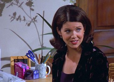 Lauren Graham 1997 Seinfeld