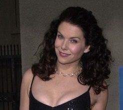 Lauren Graham 2001 TV Guide Awards