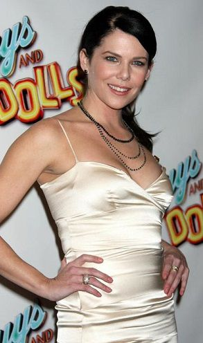 Lauren Graham 2009 The Bridget Show TV Movie