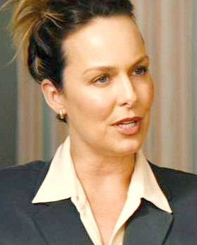 Melora Hardin 2005 Thank You For Smoking Set