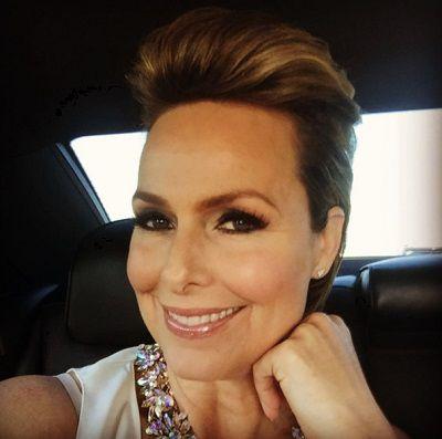 Melora Hardin 2017 Los Angeles Emmy Awards