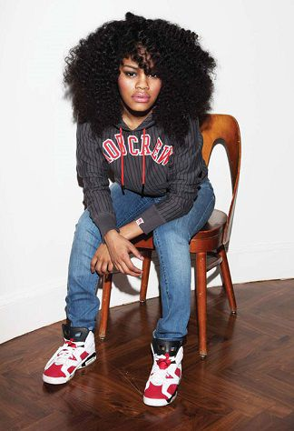 Teyana Taylor 2009 Married to the MOB