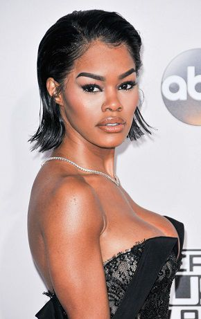Teyana Taylor 2016 American Music Awards LA