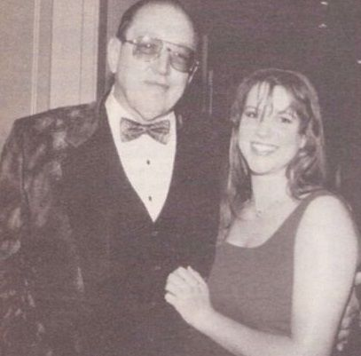 Stephanie McMahon 1995 Gorilla Monsoon