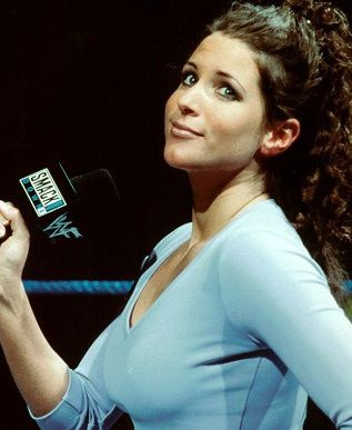Stephanie Mcmahon 2000 Wwe Commentating
