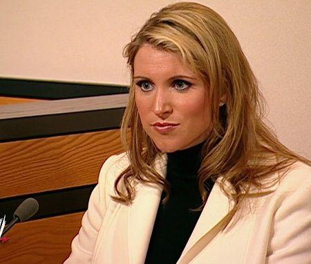 Stephanie Mcmahon 2005 Testifying Against Eric Bischoff