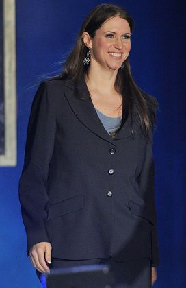 Stephanie Mcmahon 2011 Wrestlemani Conference
