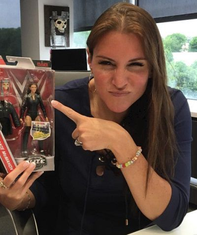 Stephanie Mcmahon 2017 Wwe Action Figure